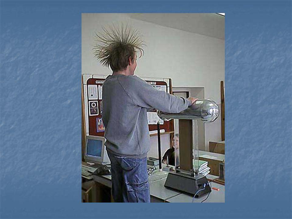 Elektrický náboj a jeho vlastnosti Vzájemným třením dvou těles se jedno těleso zelektruje kladně a druhé záporně.