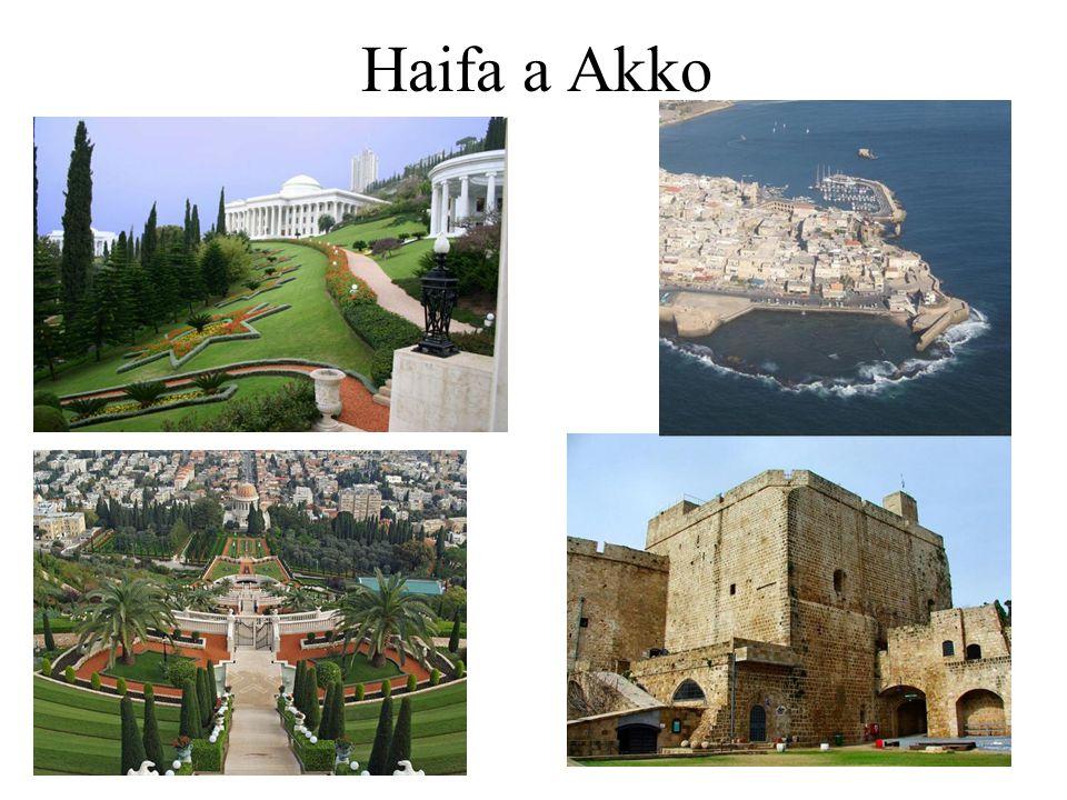 Haifa a Akko