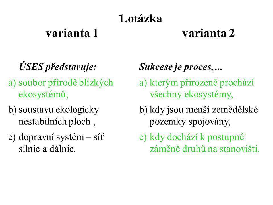 Písemka č. II.