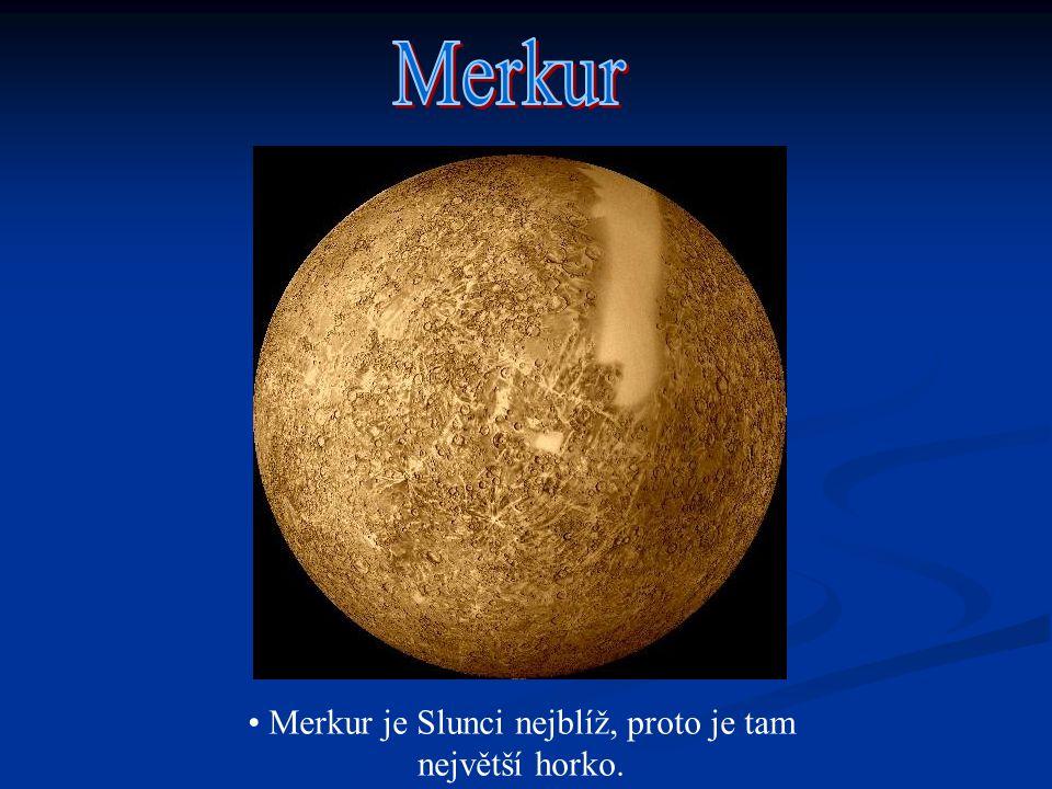 Venuše je druhá planeta, nejblíže Slunci. Venuše je pojmenována po římské bohyni lásky Afroditě.
