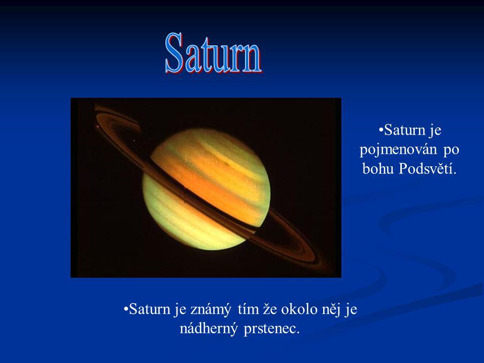 Uran je sedmá planeta Sluneční soustavy. Uran má jméno po řeckém titánovi, Uránovi.
