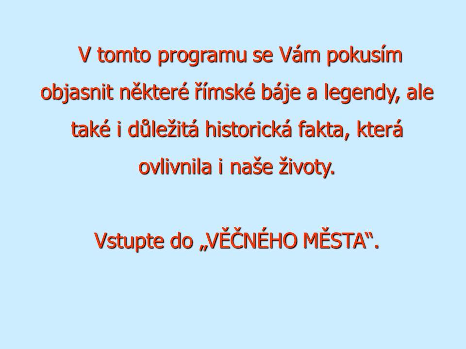 O programu Vypracoval : Martin Bárta Konzultant : Mgr.