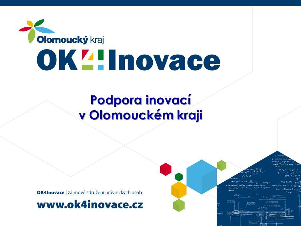 Podpora inovací v Olomouckém kraji