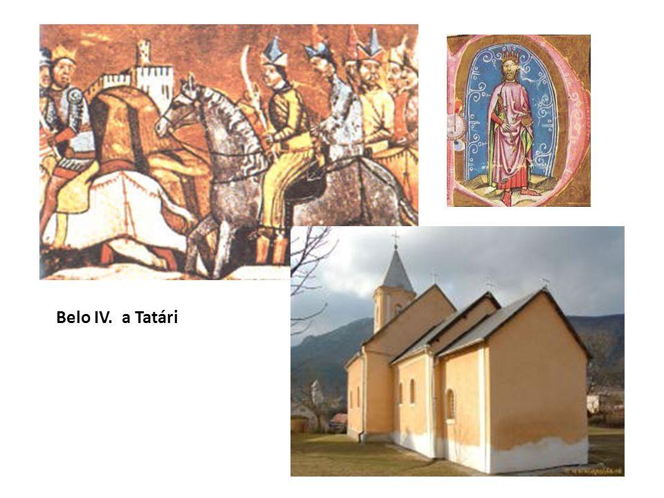 Belo IV. a Tatári