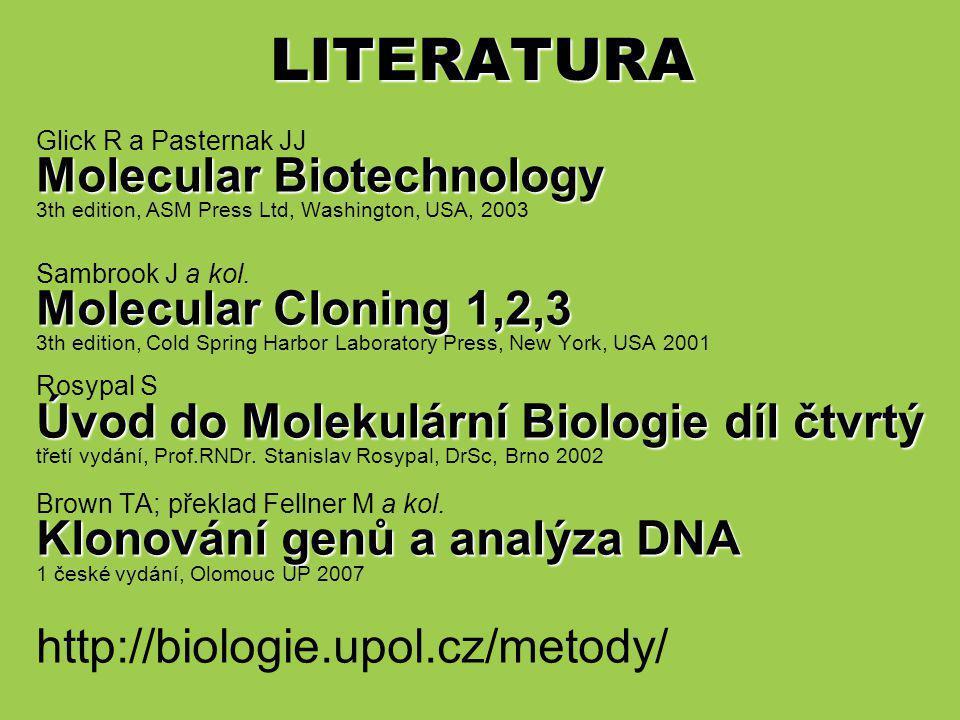 Centralní dogma DNA RNA Protein DNA do DNA  REPLIKACE DNA do RNA  TRANSKRIPCE RNA do Protein  TRANSLACE RNA do DNA  REVERZNÍ TRANSKRIPCE Jeden gen jeden enzym (protein/polypeptid) Fenotyp