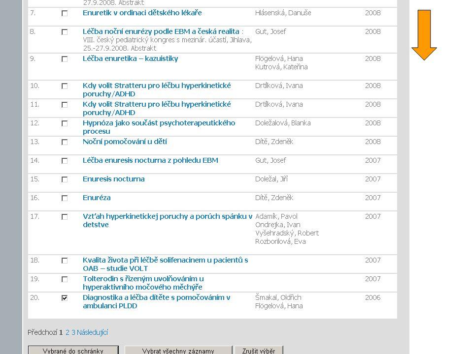 DSP leden 200993 Znalostní databáze UpToDate