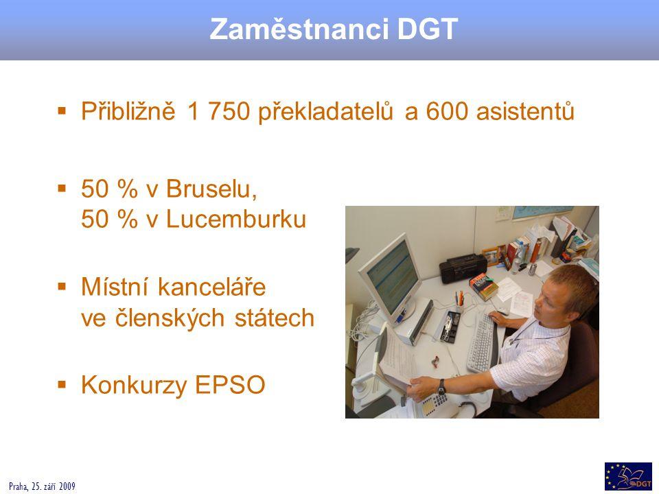 Praha, 25.září 2009 Právní základ  Nařízení Rady č.