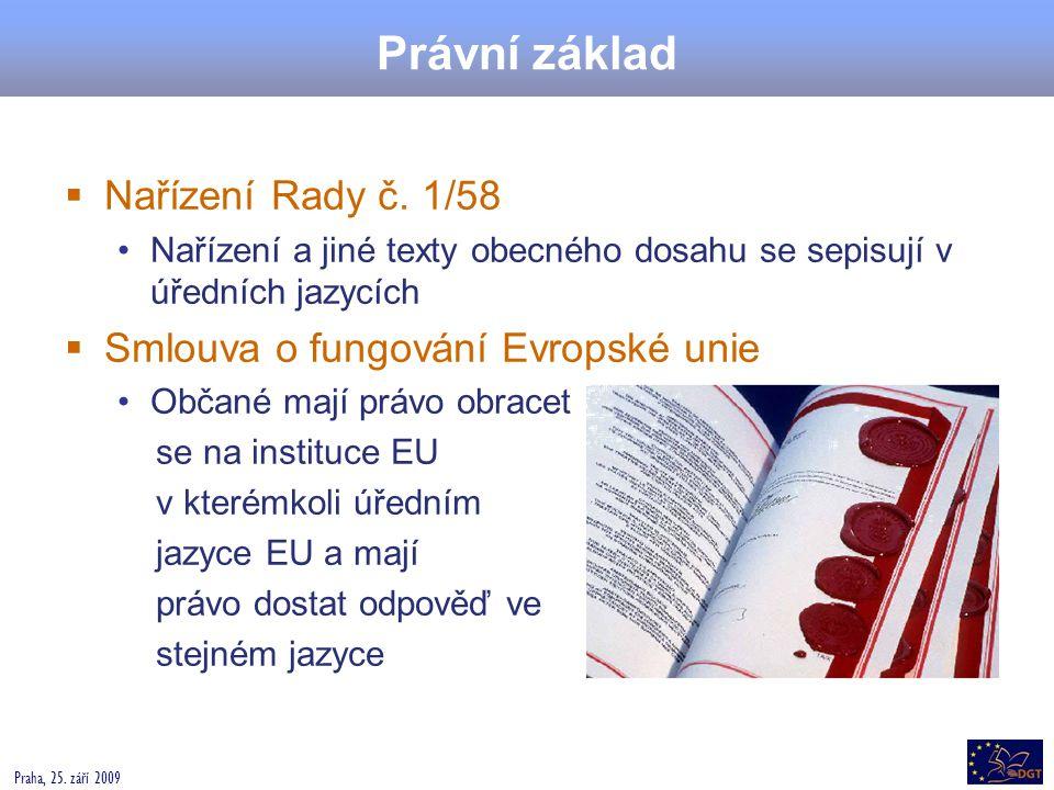 Praha, 25.