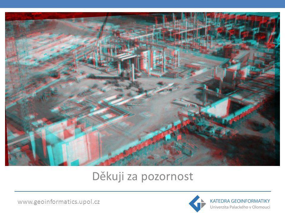 www.geoinformatics.upol.cz Děkuji za pozornost