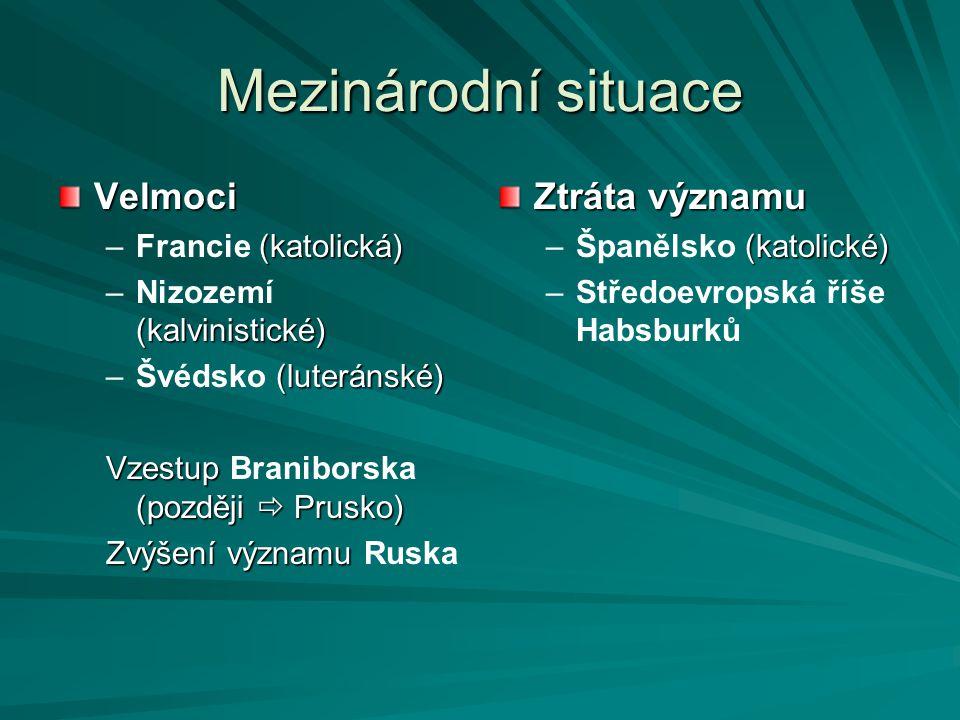 Absolutistická Francie pol.17. stol.