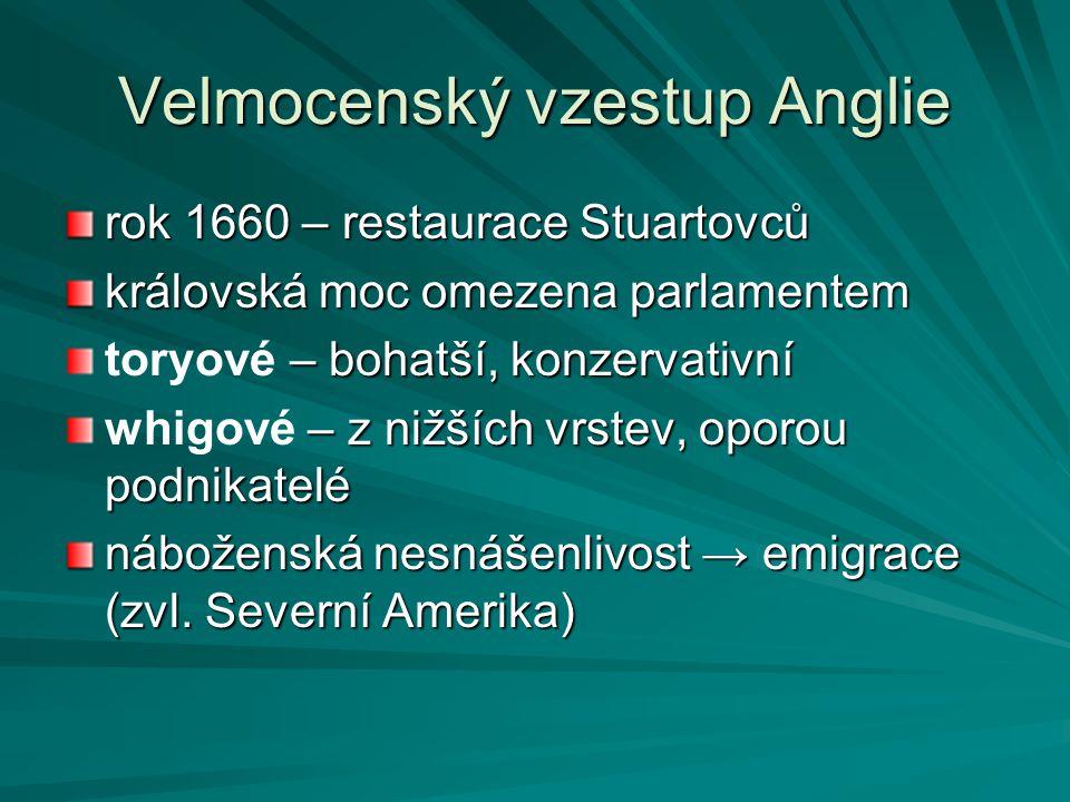 Slavná revoluce rok 1688 - Jakub II.