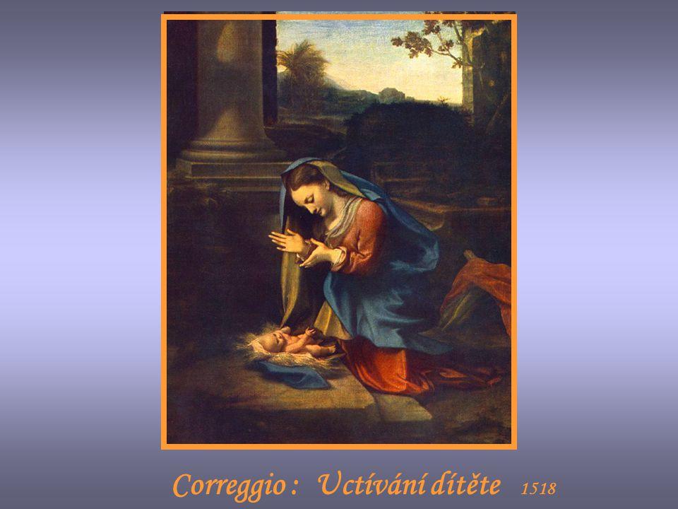 Andrea del Sarto : Madona s harpijemi 1517