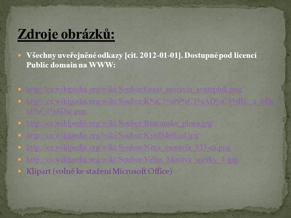 http://www.ceskat elevize.cz/ivysilan i/10177109865- dejiny-udatneho- ceskeho- naroda/2085521162 30010-velka- morava/