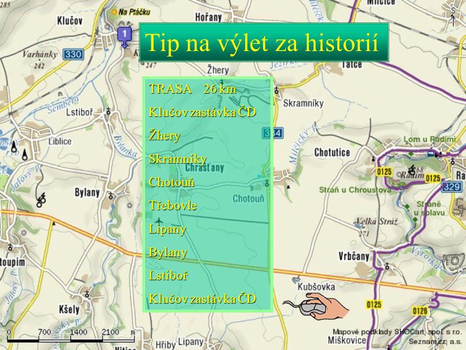Ze Kšel pokračujeme přes Bylany do Lstiboře Lstiboř leží na potoku Bylanka: prohlédneme si původně středověký farní kostel, doložený již v roce 1352, který byl v roce 1747 nahrazen dnešní pozdně barokní novostavbou - viz fotografie