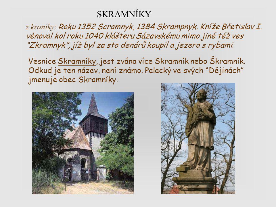 LSTIBOŘ První zmínka o obci je z roku 1352. V letech 1448 – 50 se zde připomíná Martin ze Lstiboře Původně středověký farní kostel, doložený již v roc