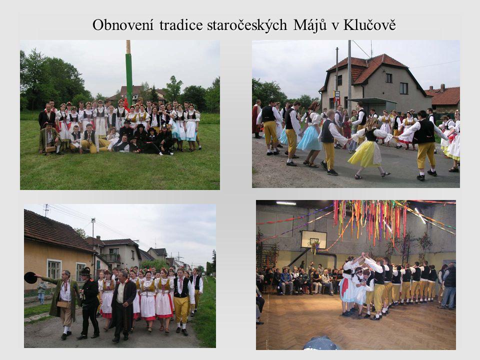 Do roku 1948 zde byla Tělocvičná organizace Sokol Klučov, od roku 1948 do roku 1990 Tělovýchovná jednota Sokol Klučov a od roku 1990 TJ Klučov. Od rok