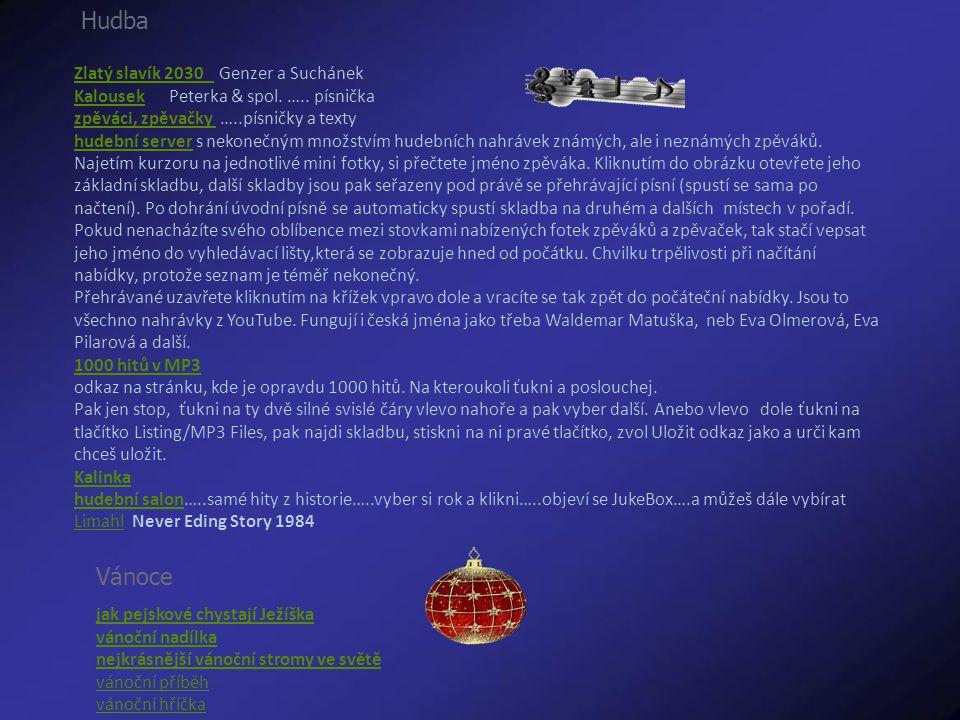 Hudba Zlatý slavík 2030 Zlatý slavík 2030 Genzer a Suchánek Kalousek Peterka & spol.