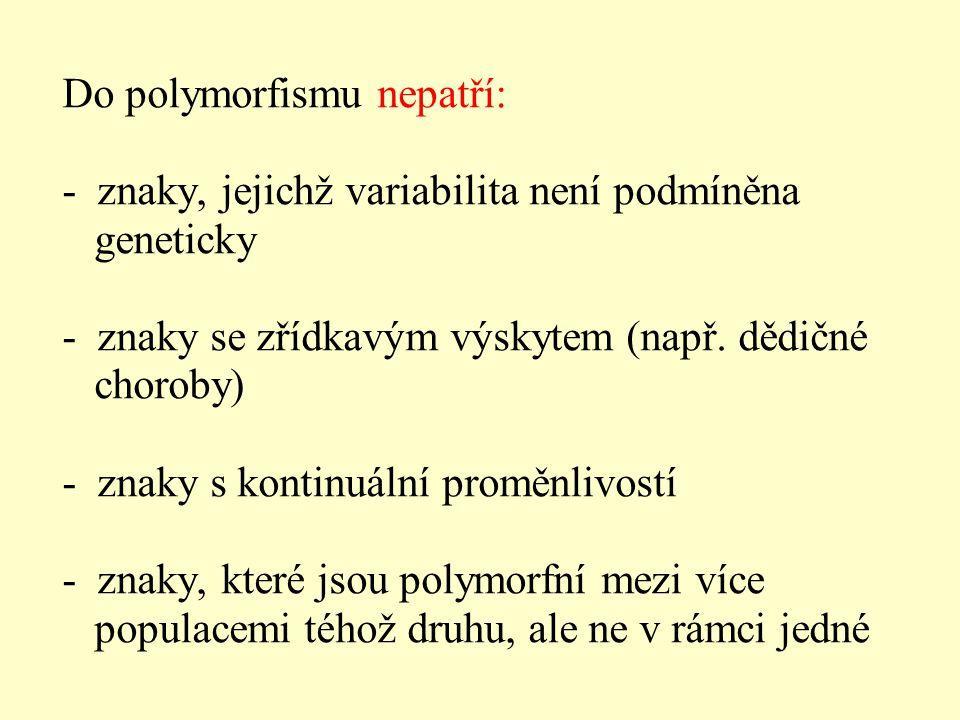 Polymorfismus repetitivních sekvencí
