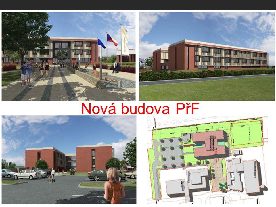 Nová budova PřF