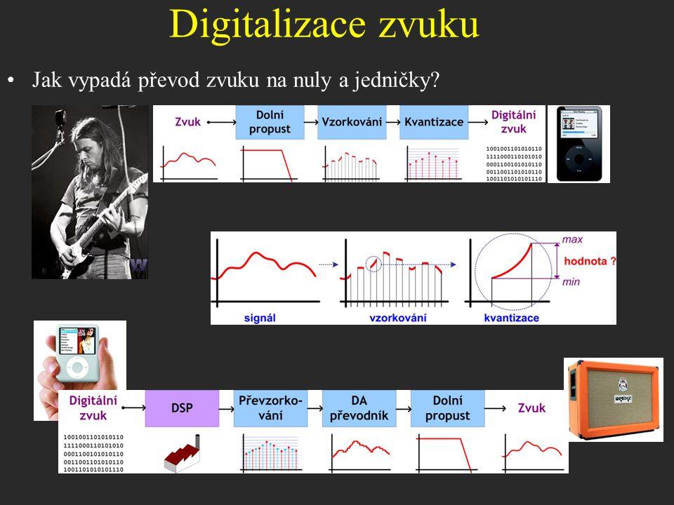 Jak vypadá převod zvuku na nuly a jedničky? Digitalizace zvuku