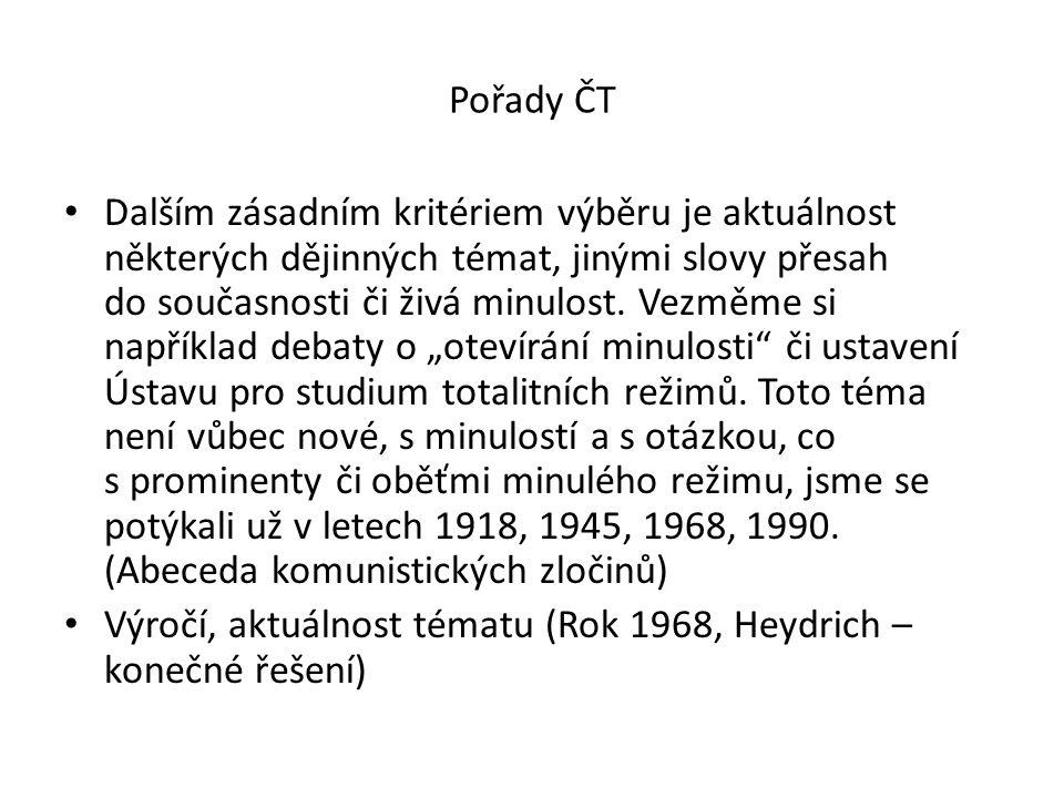 Tipy na pořady ČT: Dvaasedmdesát jmen české historie Architektura Středověk Historie.cs Český dokument 2.