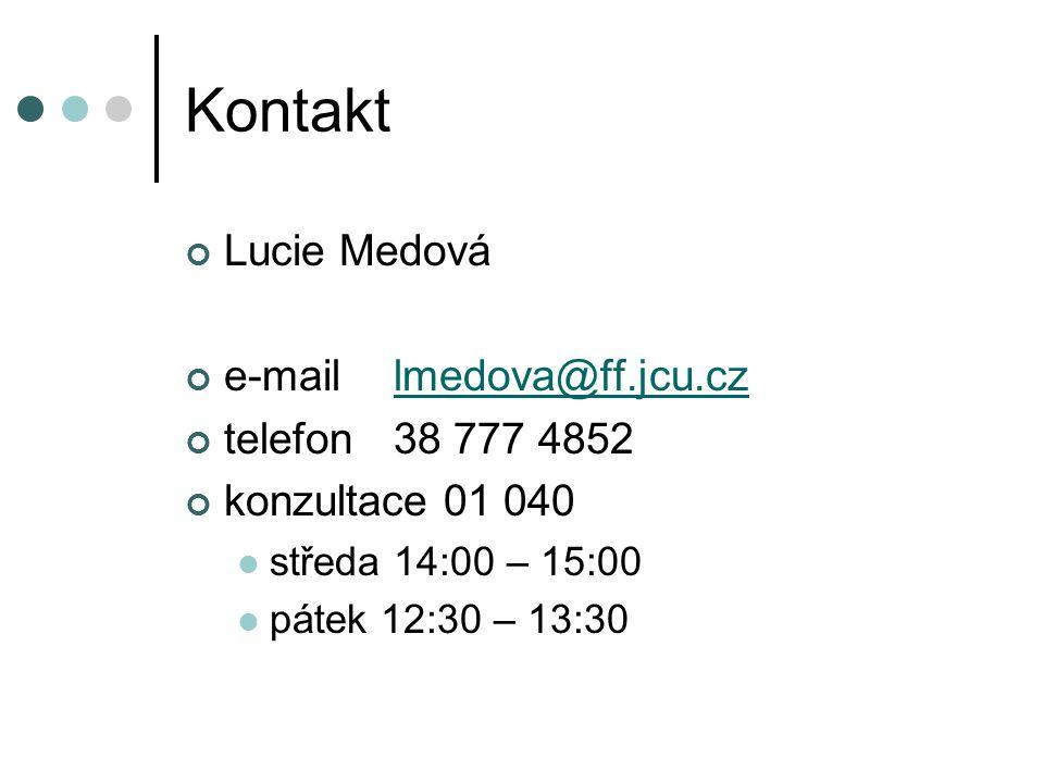 Organizace výuky v ZS 2009 1 hodina přednášek základy lingvistiky 2.