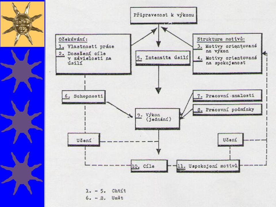 Cíle organizace