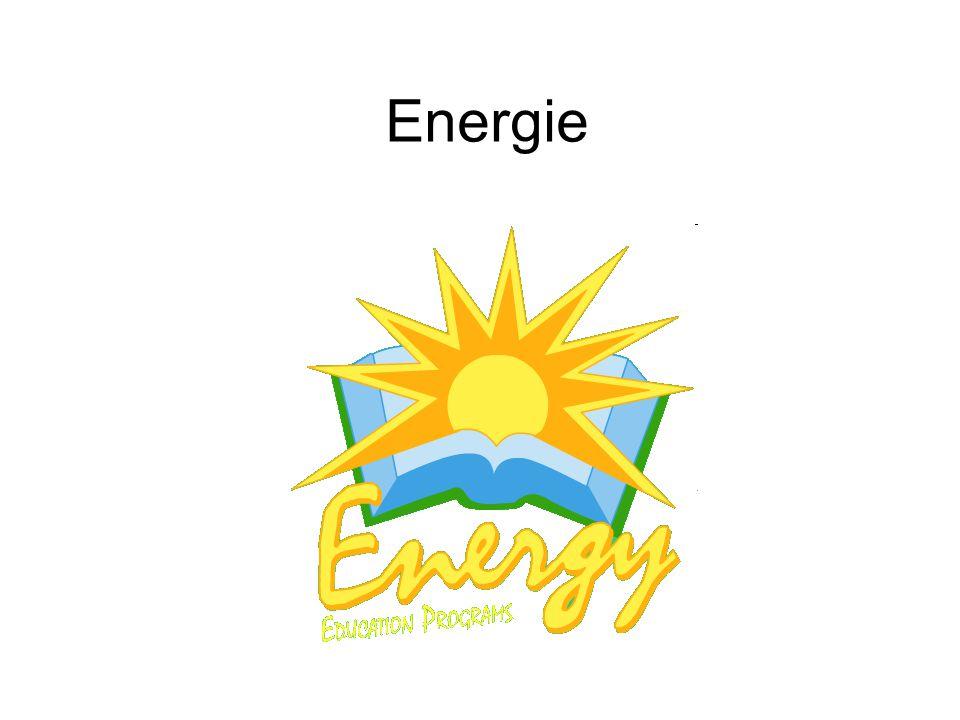 energie energie ≈ práce jednotka energie je joule (J).