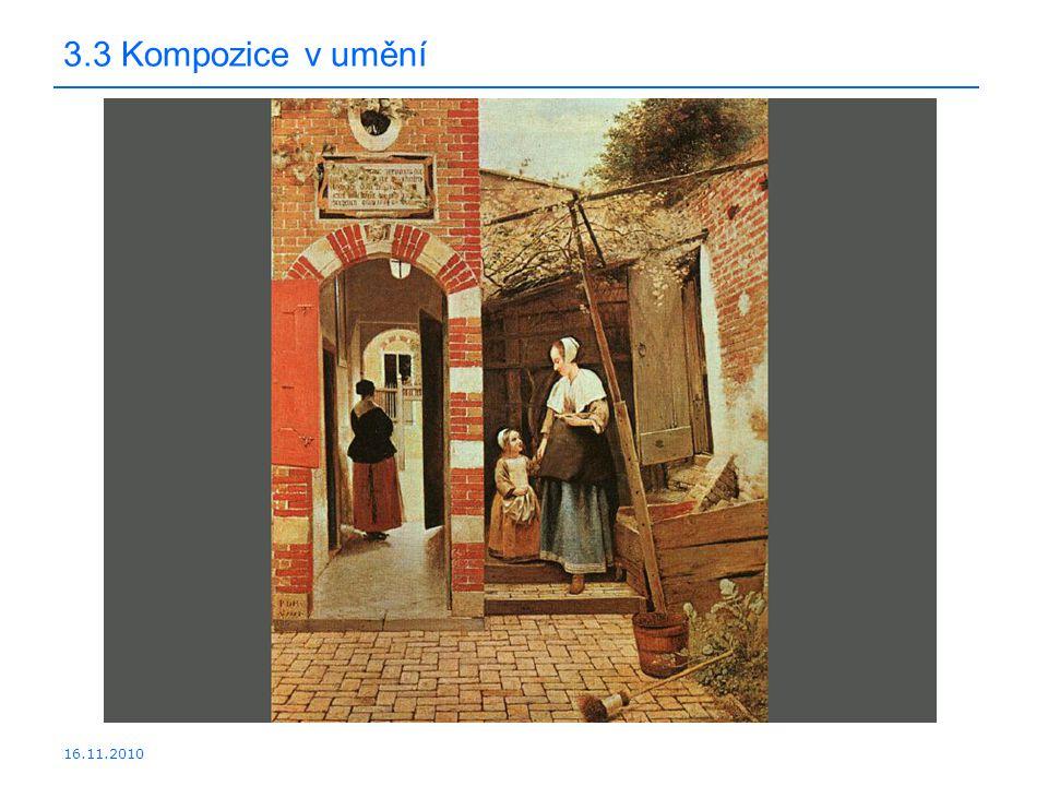 16.11.2010 3.3 Kompozice v umění