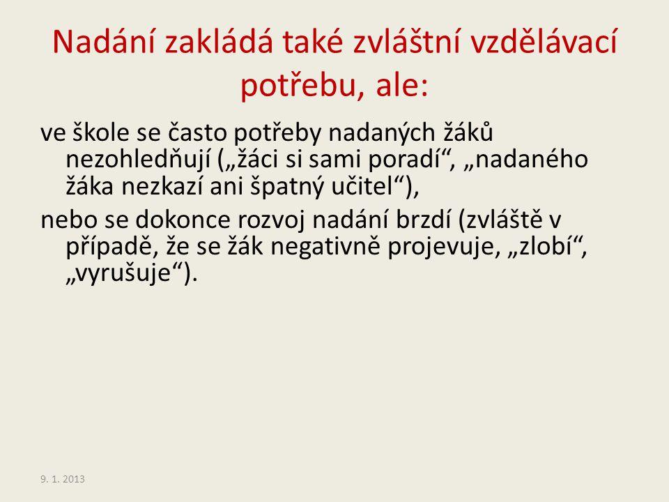 Index ESCS 15-letých žáků různých typů škol v ČR (PISA 2006) *) 30 *) PALEČKOVÁ, J.