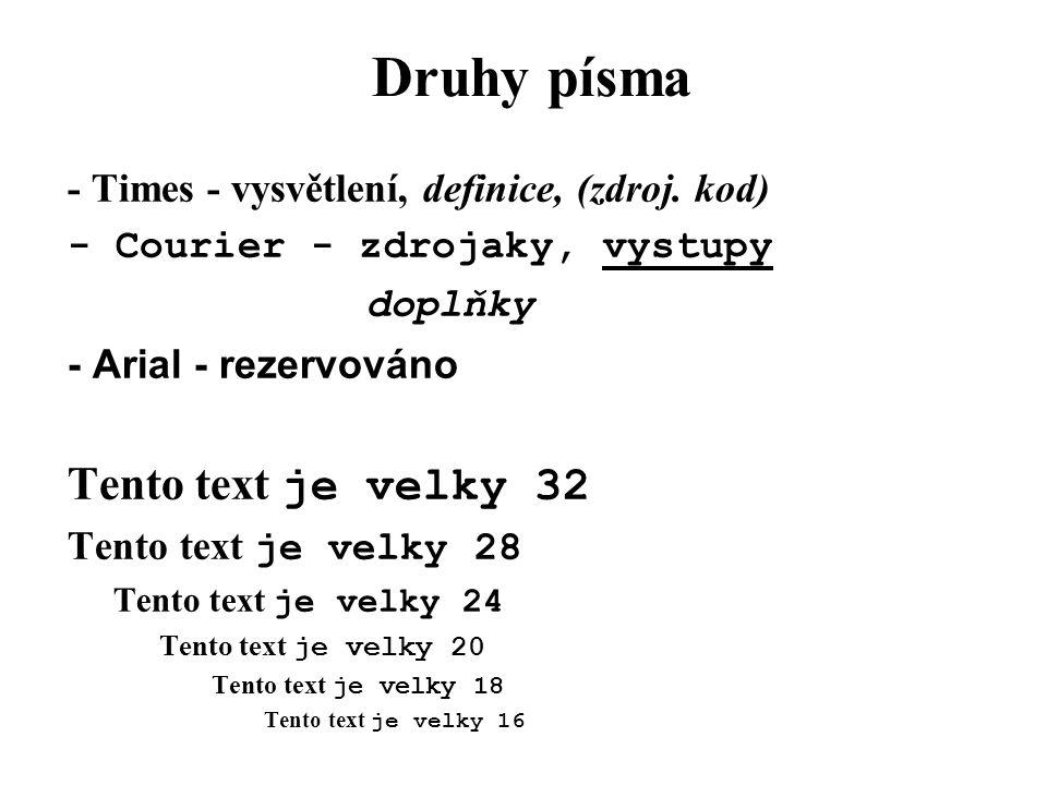Obsah, … Logické programování - Prolog Funkcionální programování – (Scheme/Lisp), Haskell Vyuka: 2/2 Zk,Z zápočtový program(+dok+test.data), zkouška 2010: test Prolog (50%) 8.