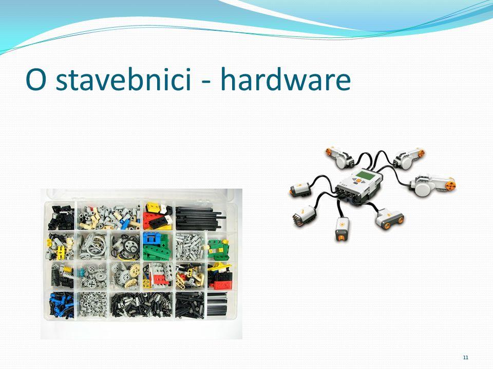O stavebnici - hardware 11