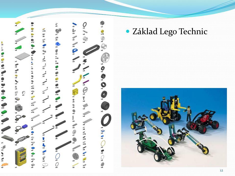Základ Lego Technic 12