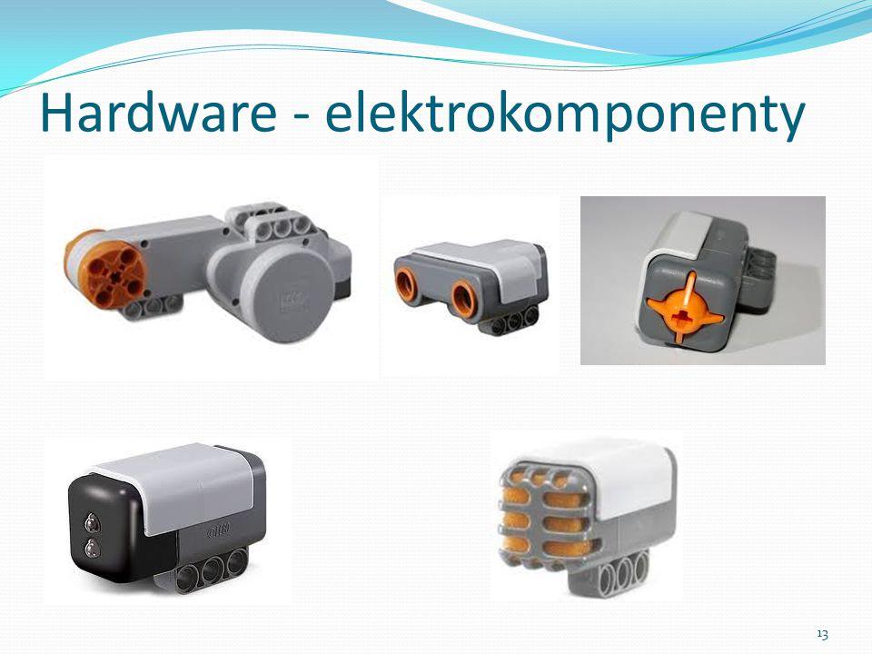 Hardware - elektrokomponenty 13