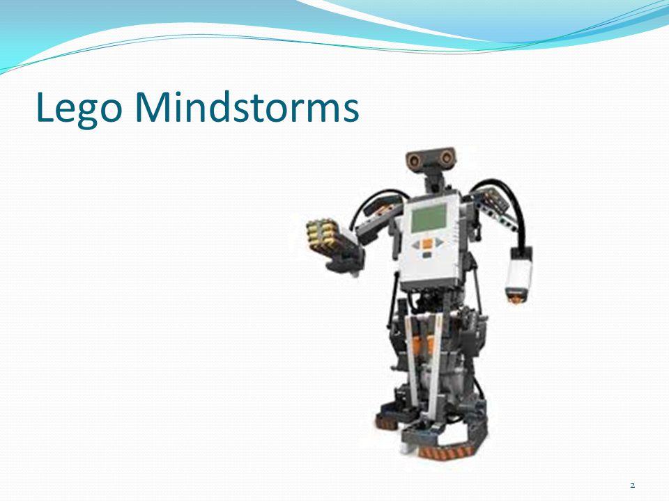 Lego Mindstorms 2
