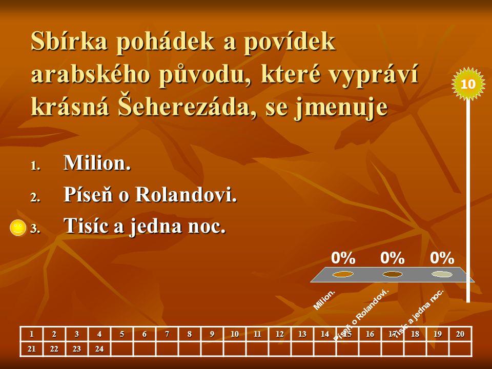 První česky psaná, veršovaná kronika se nazývá 1.Kosmova kronika.