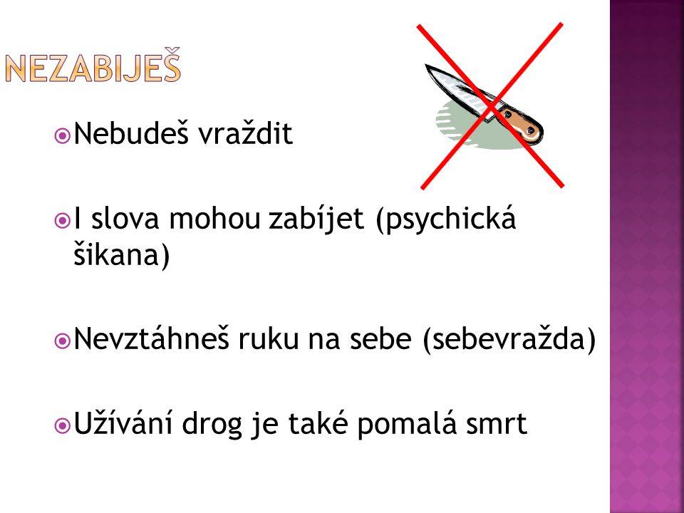 http://www.bible.estranky.cz/clanky/desatero- prikazani-bozich.html http://rkfrakovnik.webnode.cz/rimskokatolicka- cirkev/desatero-bozich-prikazani/ http://otazky.vira.cz/otazka/Desatero-Bozich- prikazani.html http://www.vira.cz/Texty/Glosar/Desatero- prikazani-Bozich.html https://cs.wikipedia.org/wiki/Desatero  U obrázků jsou zdroje uvedeny.