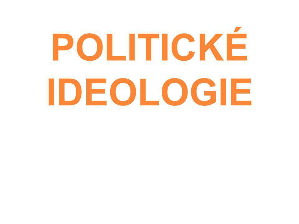 IDEOLOGIE  Ideologie....