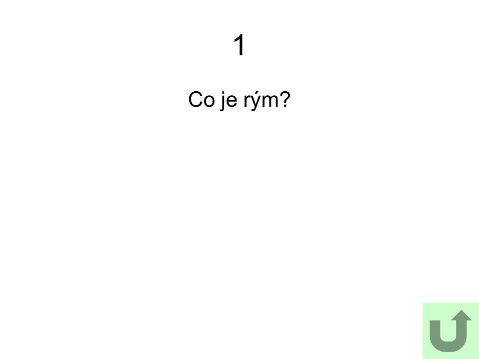 12 Zkus vysvětlit co je lyrika?