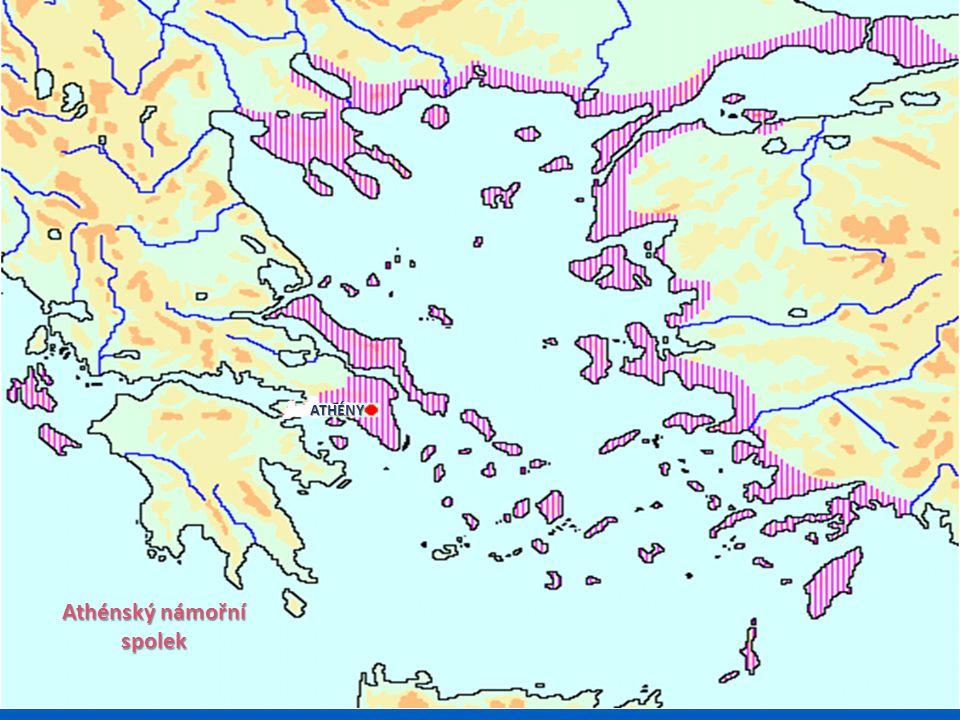 ATHÉNY Athénský námořní spolek