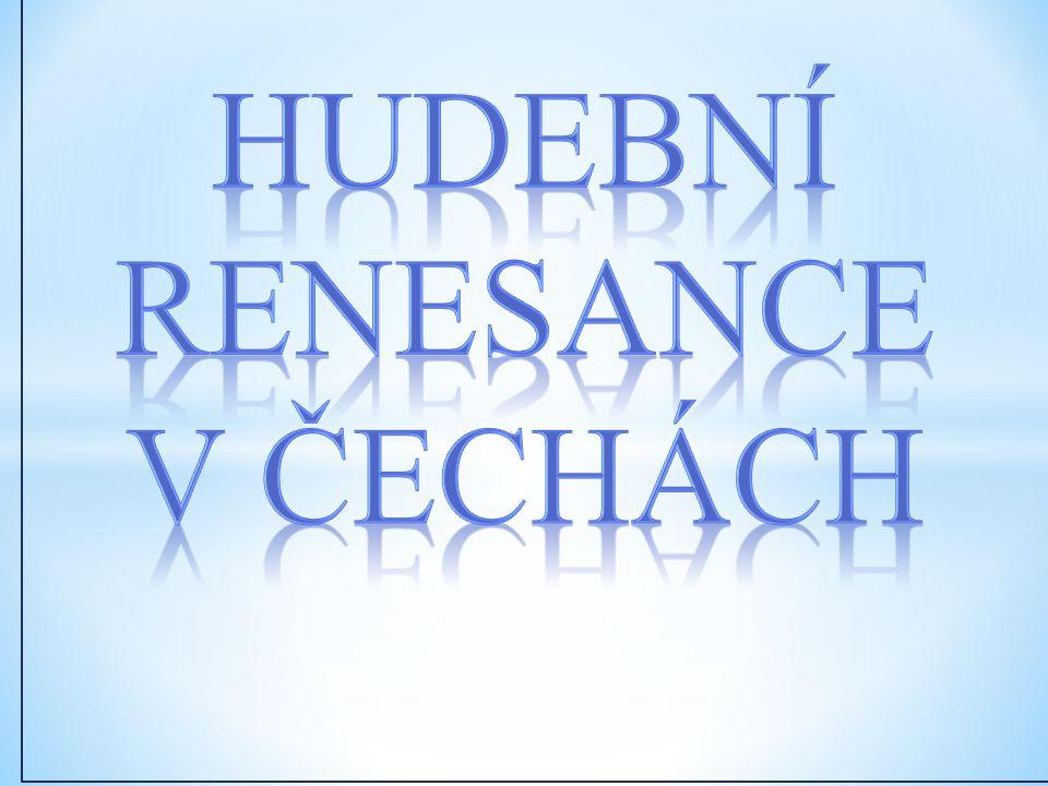* Procvičení vědomostí o hudbě v době renesance v Čechách pomocí poslechu a pracovního listu * Seznámení s českými renesančními skladateli * Žáci se d