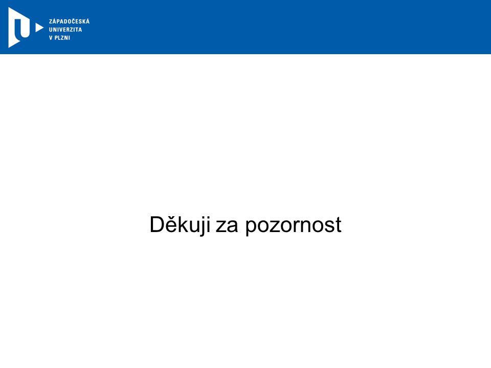 VZ 09012 Zajištění elektronických informačních zdrojů pro humanitní a společenské obory Děkuji za pozornost