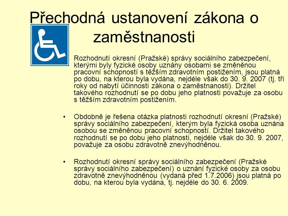 Největší zaměstnavatelé OZP v Plzni výrobní družstvo invalidů Plzeň založeno v roce 1965 dlouhodobě zaměstnává velké procento zdravotně postižených zaměstnanců a pro tyto zaměstnance vytváří vhodné podmínky, a to jak v sídle družstva tak i v provozovnách výrobní program: bovdenové hadice, bovdenová spojení, papírenské výrobky, kooperace OBZOR
