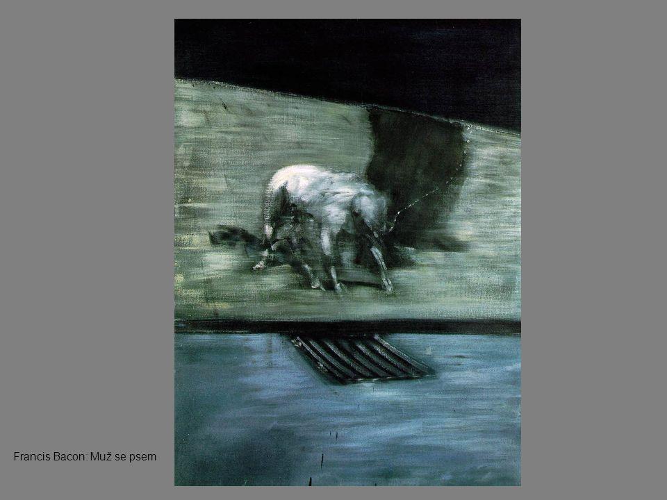 Francis Bacon: Muž se psem
