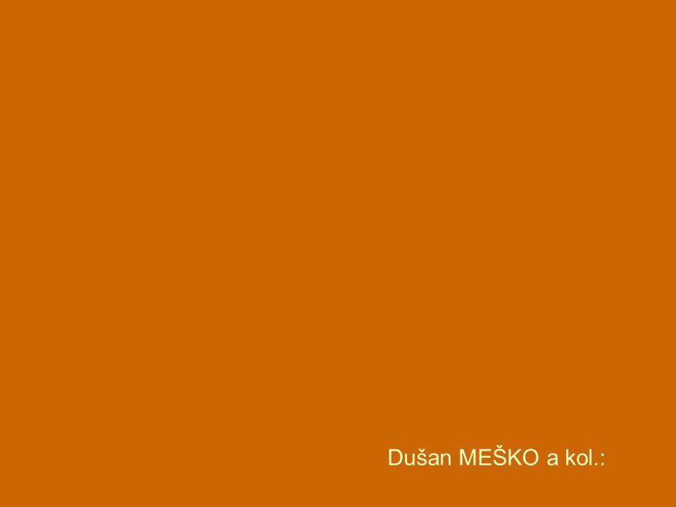 Dušan MEŠKO a kol.: