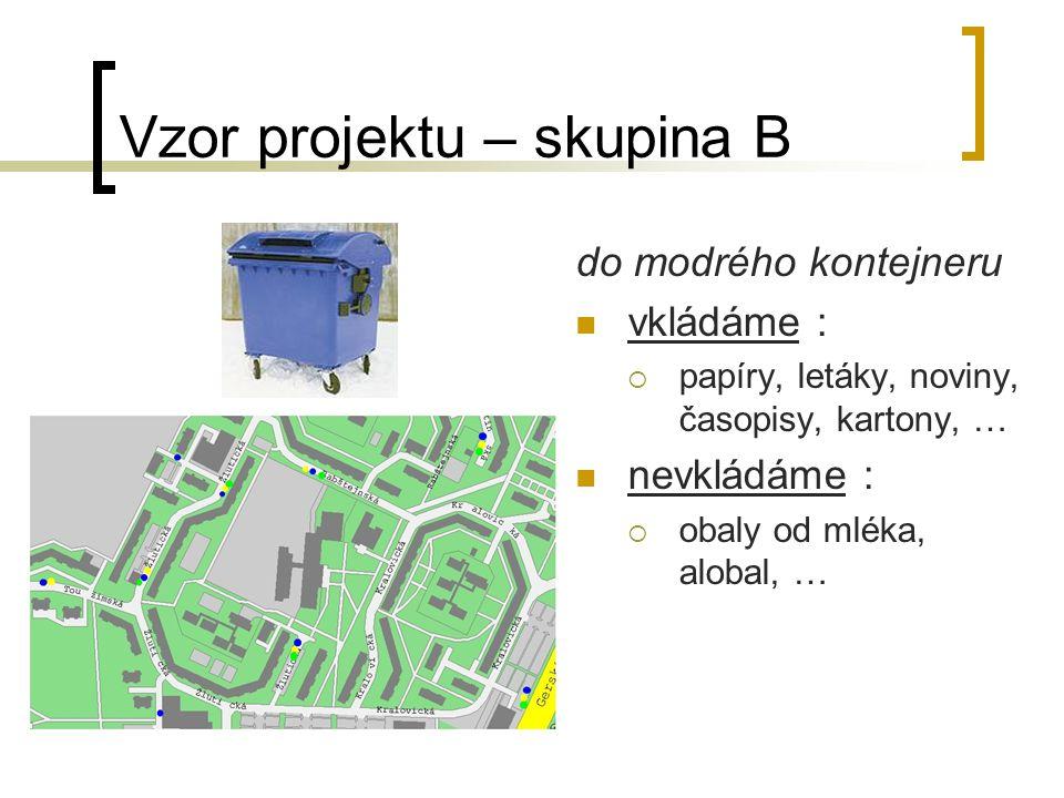 4.Ukázka projektu předvedení projektu ostatním třídám, žákům např.