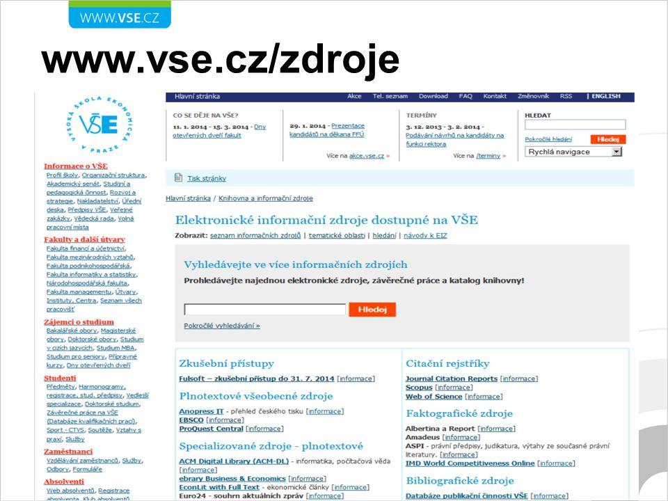 www.vse.cz/zdroje