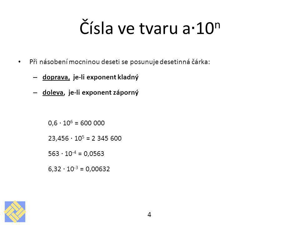 Řeš příklady 15