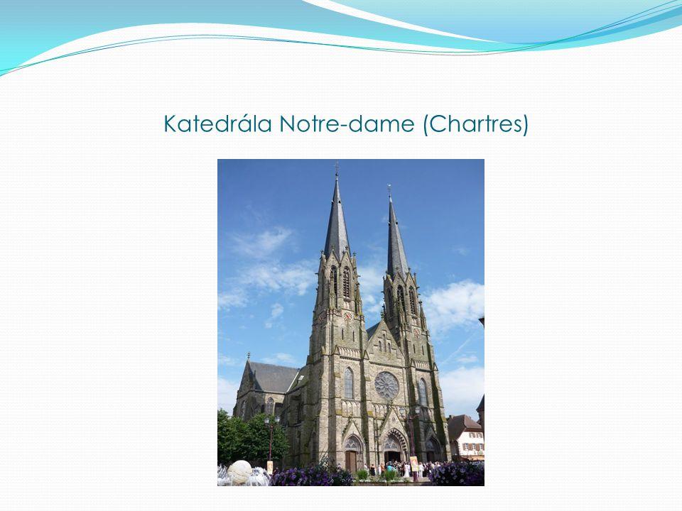 Katedrála Notre-dame (Chartres)