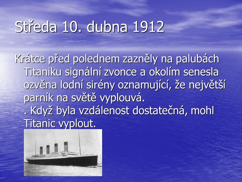 Vznik Titaniku Mužem, který stál u zrodu Titaniku, byl Kanaďan William James Pirrie.. V sedmadvaceti letech se stal společníkem strojírenské firmy Har